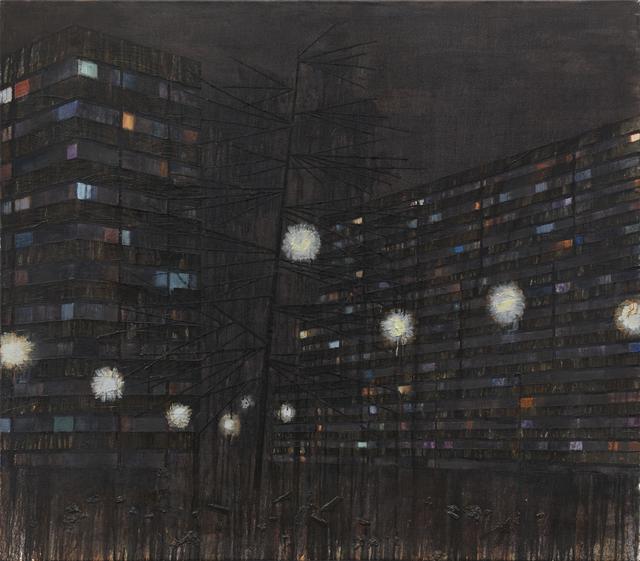 , 'DUSIT (Bangkok Riot),' 2015, Galerie Peter Kilchmann