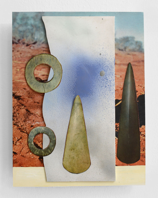 , 'Bon Voyage,' 2017, Asya Geisberg Gallery