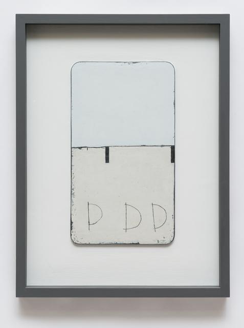 Paul Fry, 'Placing Stones (portrait)', 2019, bo.lee gallery