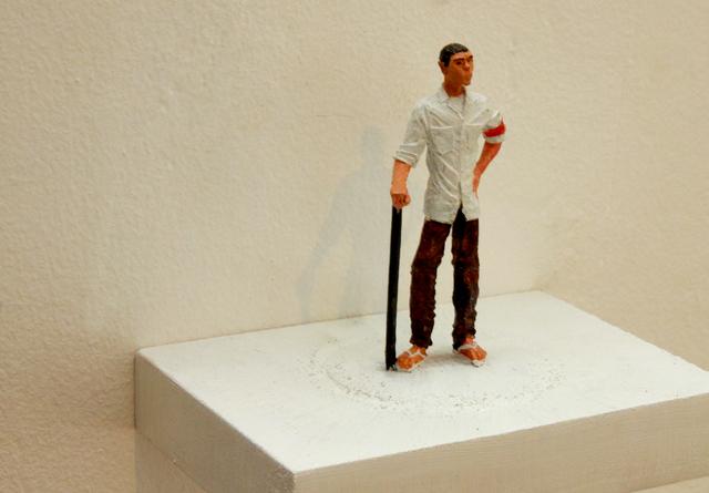 , 'Security Man,' 2016, Art Vietnam Gallery