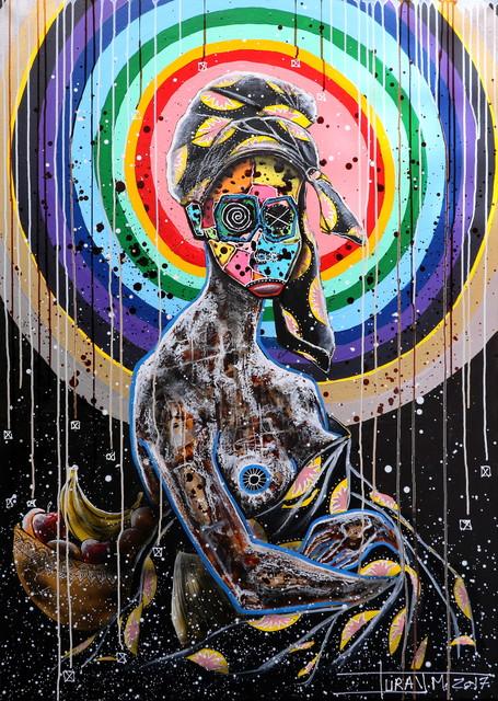 , 'Les fruits de Kourotoumou,' 2017, Out of Africa Gallery