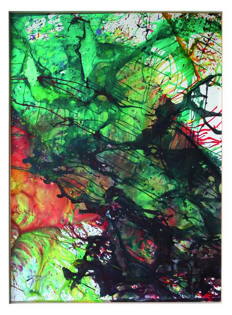 , 'Heiwa No Akashi 01,' 2007, Dellupi Arte
