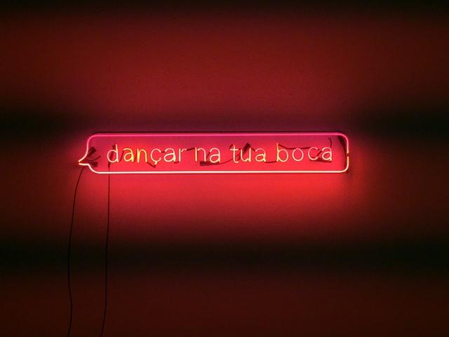 , 'Dançar na tua boca,' 2016, Galeria Lume