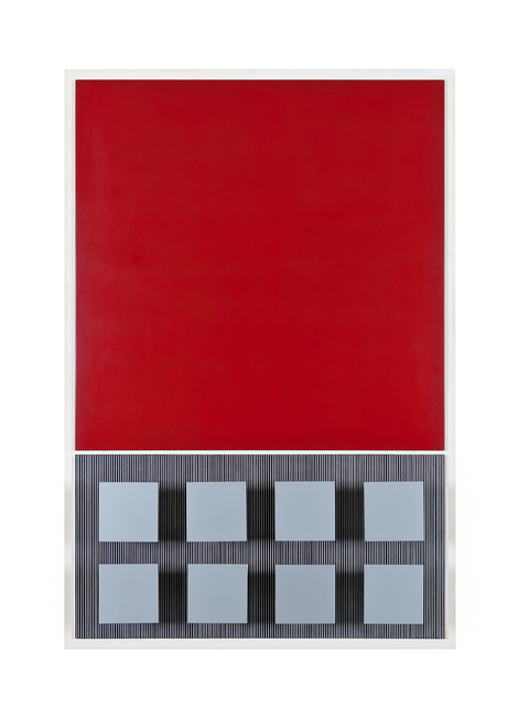 , 'Purpura Y Plata,' 1969, Cortesi Gallery