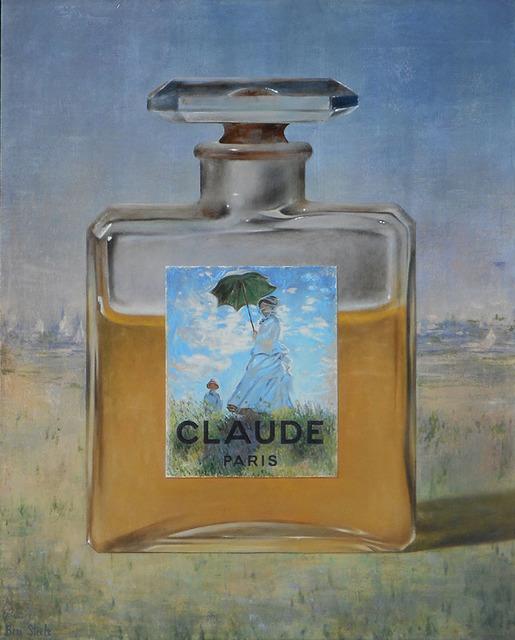 , 'Claude,' 2018, CODA Gallery