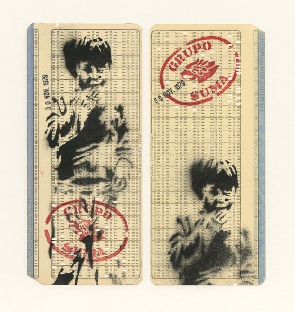 , 'Oliverio Hinojosa, Untitled,' 1979, Josée Bienvenu