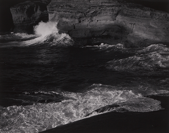 , 'Cape Kiwanda Coastline, OR,' 1959, Pucker Gallery
