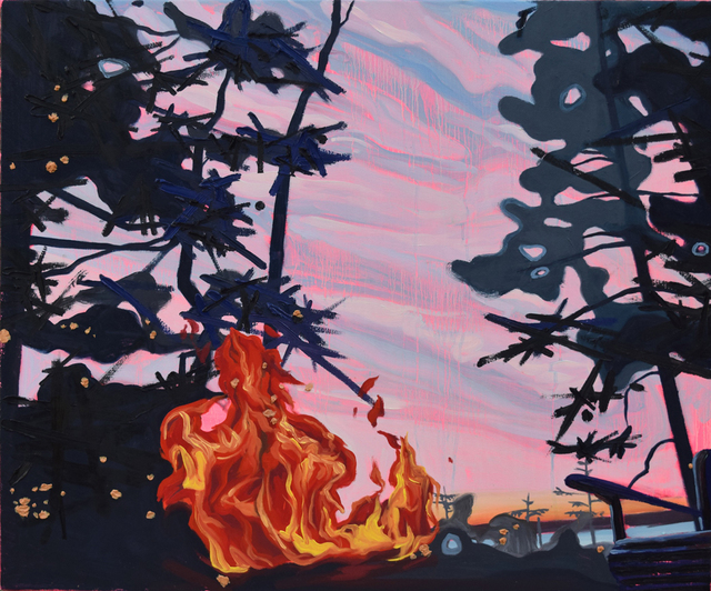 , 'Thinking Of Old Flames,' 2018, Bau-Xi Gallery