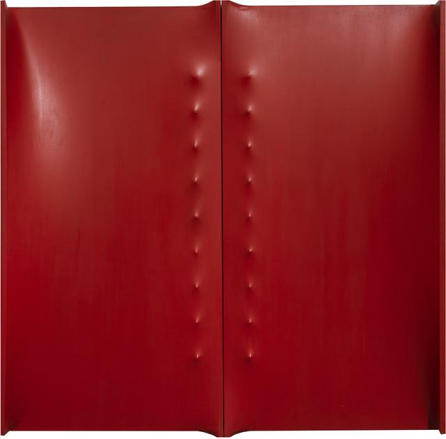 , 'Dittico rosso,' 1963, Tornabuoni Art