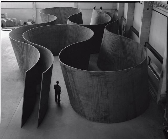 Richard Serra, 'Inside Out,' 2013, Gagosian