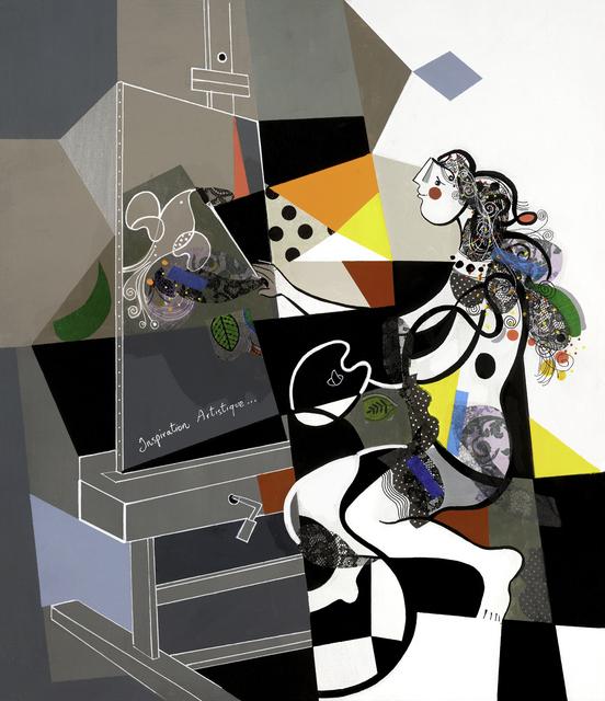 , 'Inspiration artistique,' 2016, Eden Fine Art