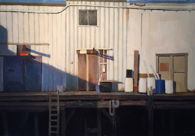 , 'Portland Dock,' , Hugo Galerie