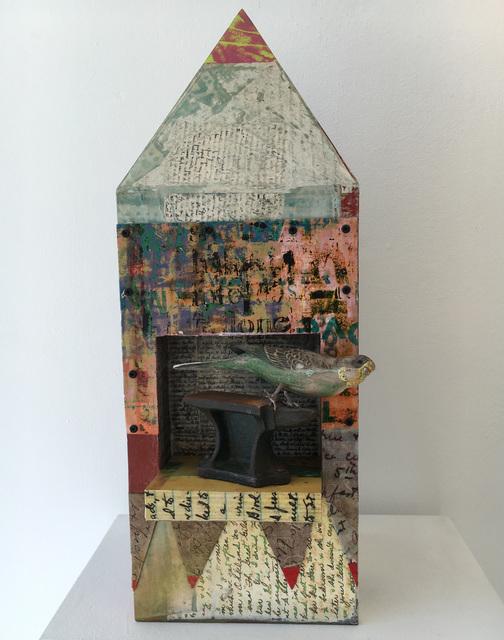 , 'Feather Weight,' 2009, Sue Greenwood Fine Art