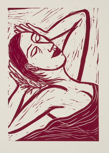 , 'Rosemary,' , Letitia Gallery