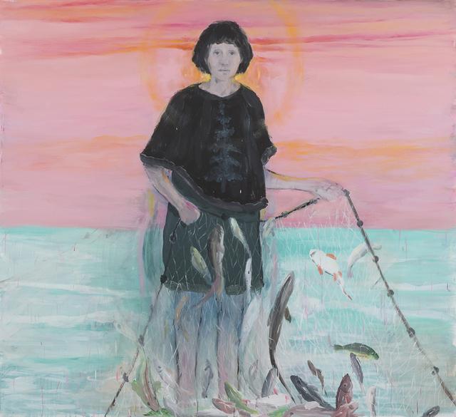 , 'The Bride,' 2016, Galería Joan Prats