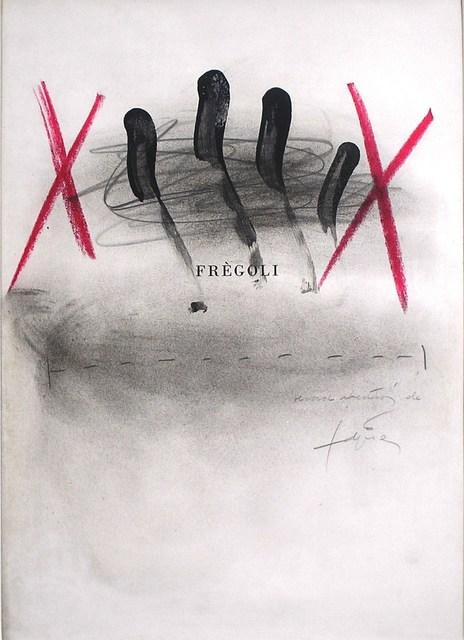 Antoni Tàpies, 'Untitled', 1969, Nicholas Gallery