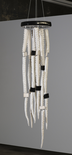 , 'Hanging Sculpture (LINGUISTIC STYLE),' 2014, Nathalie Karg Gallery