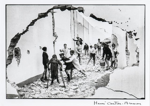 Henri Cartier-Bresson, 'Seville', 1933, Skinner
