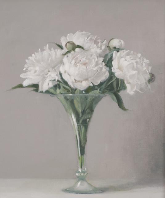 , 'Untitled (White Peonies),' 2004-2005, Jason McCoy Gallery