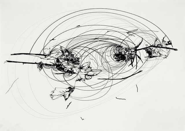 , 'Magnetic heart 65,' 2008, Galleri Bo Bjerggaard