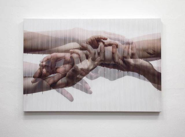 , 'Strings Hands 005 ,' 2014, Pontone Gallery