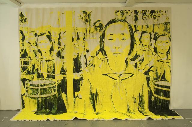, 'Silent Drum,' 2014, Gwangju Biennale
