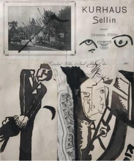 , 'Kurhaus Sellin (Sellin Sanatorium),' 1919-1924, Corkin Gallery