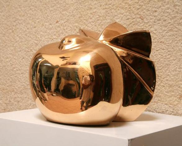 , 'Golden Pigeon,' 2011, Janet Rady Fine Art