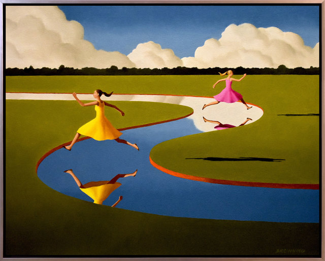 Rob Browning, 'Jumpers', 2018, ARCADIA CONTEMPORARY