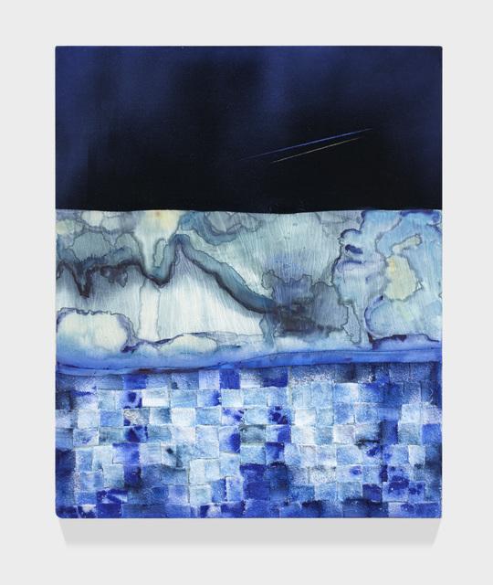 , 'Blue Streak,' 2018, Half Gallery