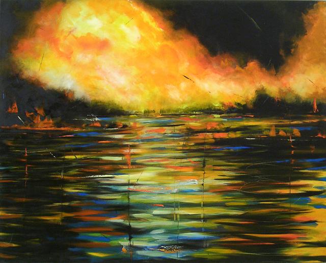 Audrey Anastasi, 'Fire and Water', 2009, Tabla Rasa Gallery