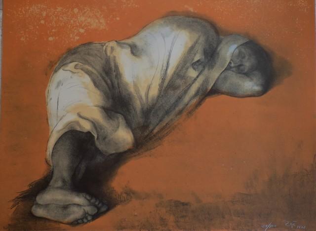 , 'Soledad Acostado,' 1973, Stern Fine Art