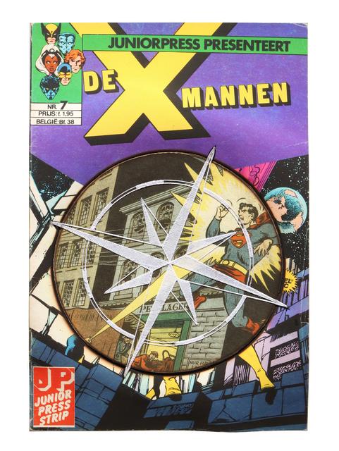, 'Comic Book Diplomacy: De X Mannen Compass Rose ,' 2017, Arthur Roger Gallery