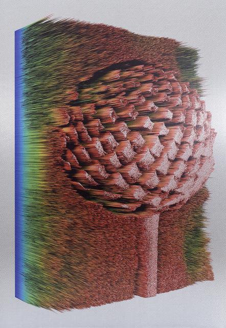 , 'Cephalaria Scabious,' 2015, Future Gallery