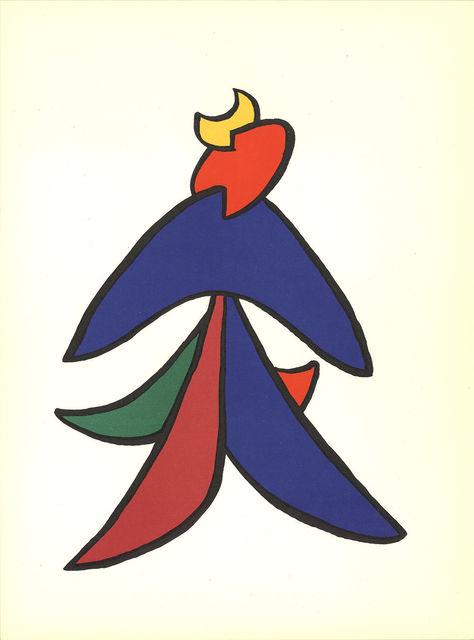 Alexander Calder, 'Derriere Le Miroir No. 141 Page 2', 1963, MSP Modern
