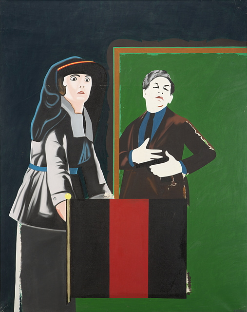 Eduardo Arroyo, 'Untitled', 1971, Il Ponte