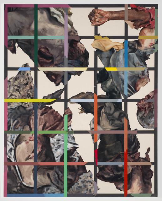 , 'Untitled (Confederacy),' 2015, 101/EXHIBIT
