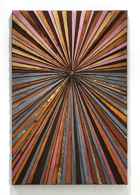, 'Composite Memory Starburst (Asbury Park & Ocean Grove NJ),' 2014, Jonathan LeVine Projects