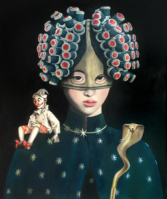 Tanja Hirschfeld, 'Medusa Witch', 2018, GALERIE BENJAMIN ECK