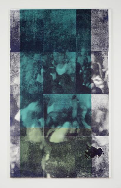 , 'Grey Area, 3.2,' 2017, Luis De Jesus Los Angeles