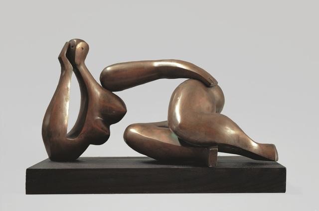 , 'Lying,' 2000, NG Gallery