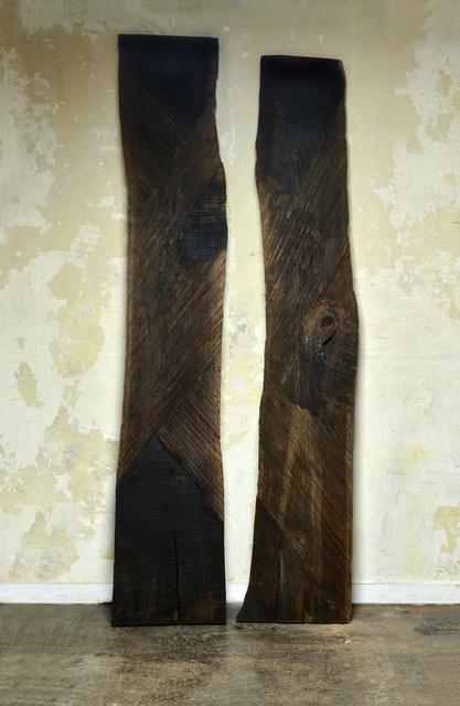 , 'Wall panels ,' 2012, Armel Soyer