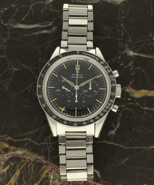 , 'Speedmaster Ref. 2998-3 Chronograph,' 1962, Somlo London