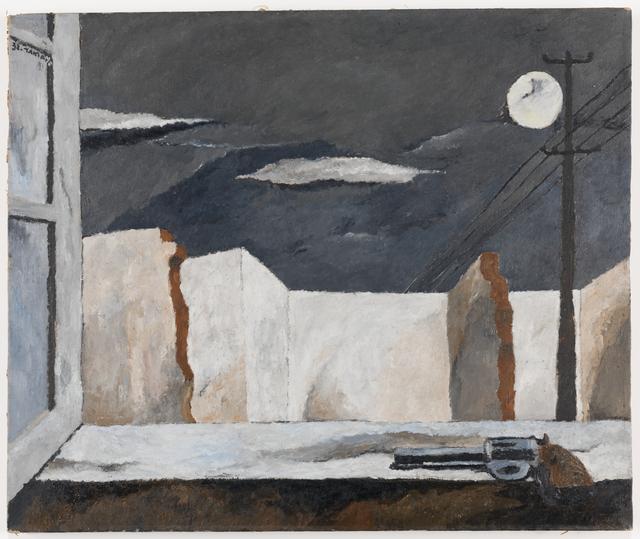 Rufino Tamayo, 'The Window', 1932, San Francisco Museum of Modern Art (SFMOMA)