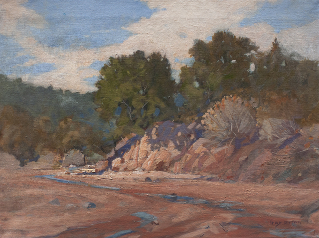, 'Arroyo After a Summer Rain,' , Ventana Fine Art