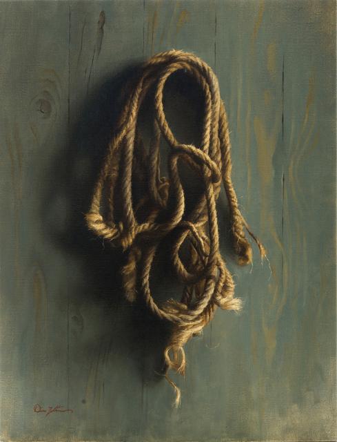 , 'Ropes,' 2015, Zemack Contemporary Art