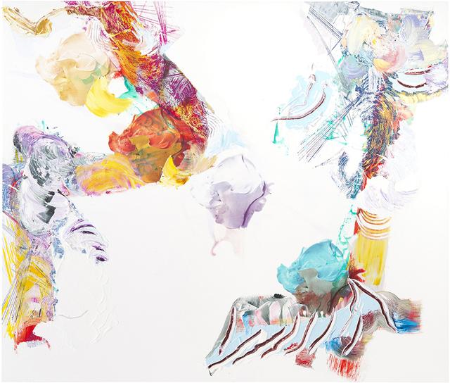 , 'fender,' 2014, Christopher Grimes Gallery