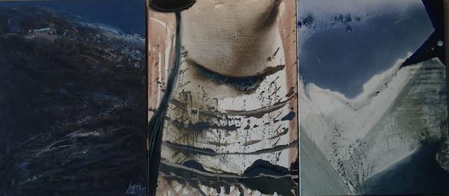 , 'Light,' 2016, Rakursi Art Gallery