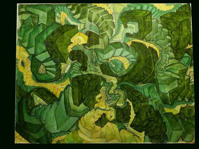 , 'Glenecho Forest,' 2008, Walter Wickiser Gallery