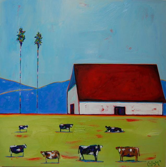 , 'Palm Ranch,' 2018, Tim Collom Gallery